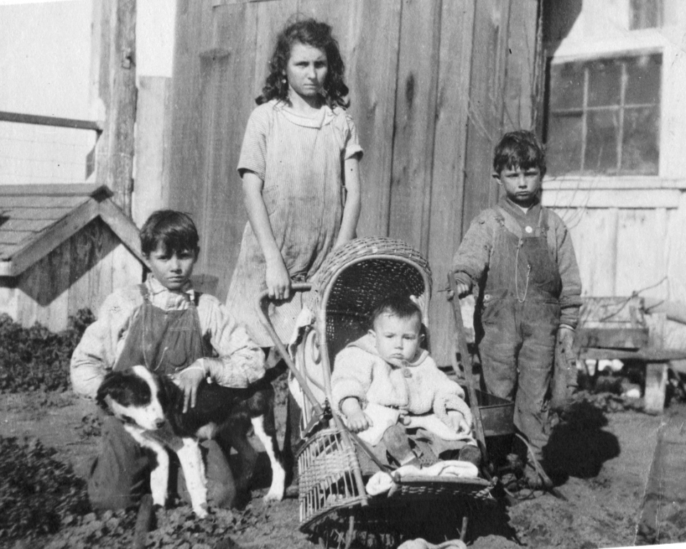 MARCI Children, c. 1922